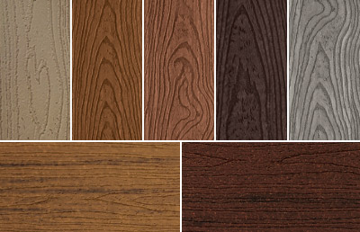 Deck Materials Trex Vs Timbertech Or Others